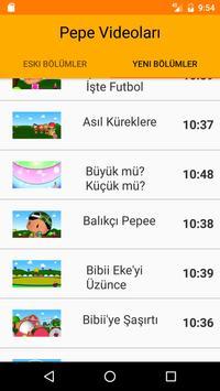 Pepe Videoları screenshot 2