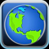 World Geography Quiz icon