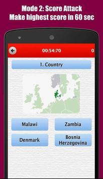 World Geography Quiz screenshot 2