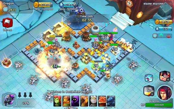 Dungeon Battles apk screenshot