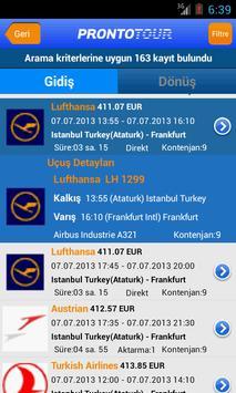 Prontotour screenshot 5