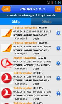 Prontotour screenshot 6
