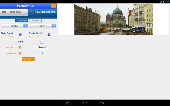 Prontotour screenshot 7