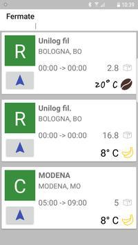 Unilog App - Trasporti e Logistica screenshot 1
