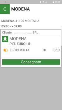 Unilog App - Trasporti e Logistica screenshot 2