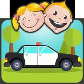 Toddler Car Game icon