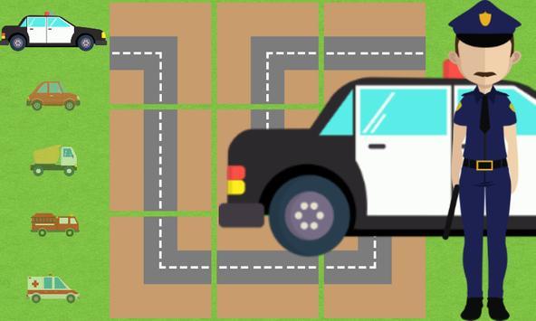 Find The Way - Car Game apk screenshot