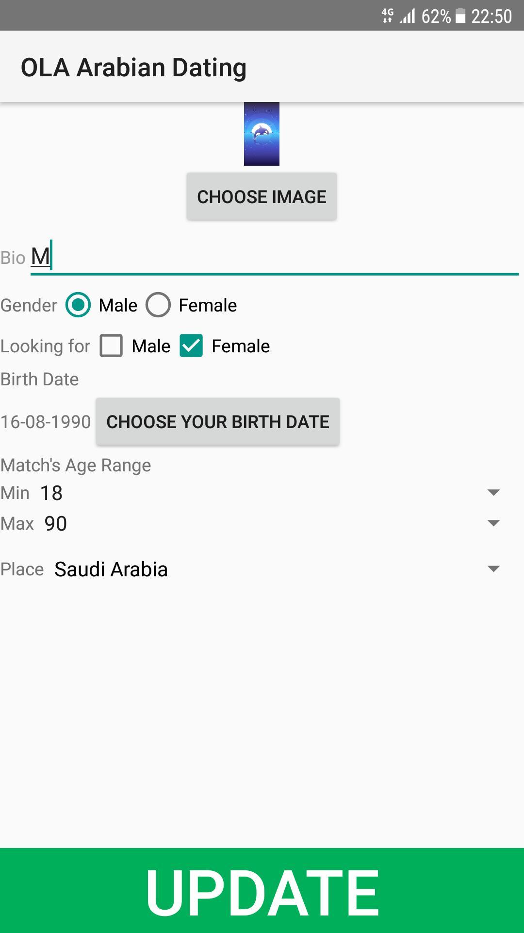 Arabian Dating tout site de rencontre disponible