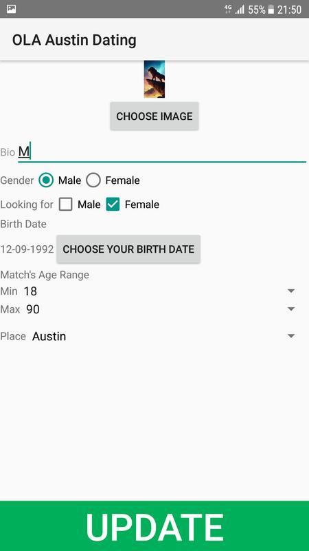 dating site austin