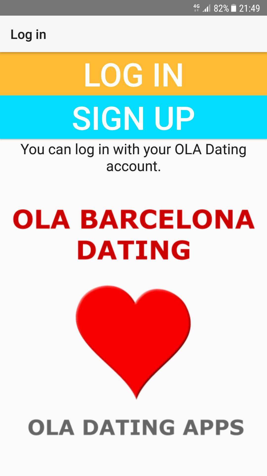 dating site barcelona