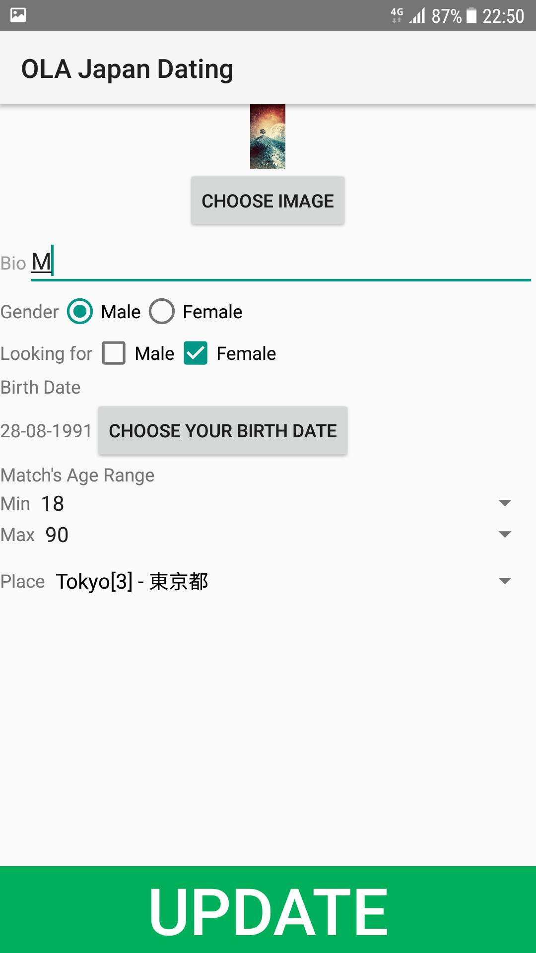 Japanske dating sites