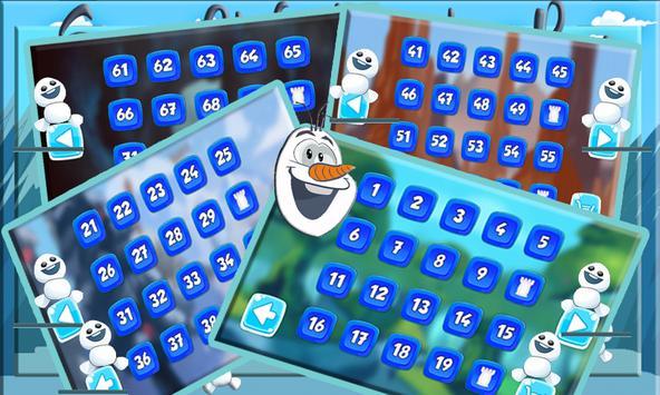Super Olaf run  Adventure screenshot 3