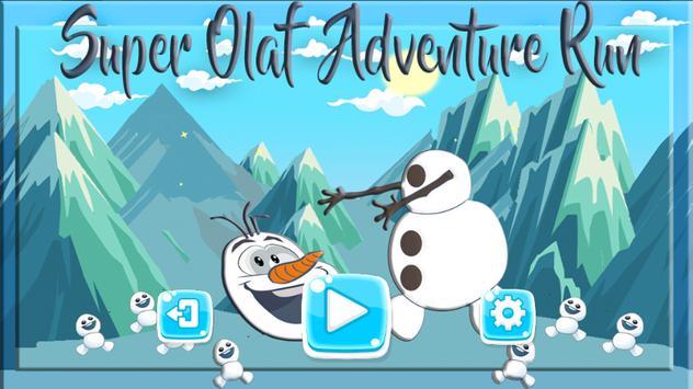 Super Olaf run  Adventure screenshot 4