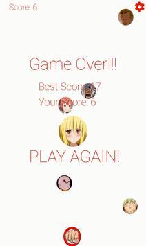 Senpai save me apk screenshot