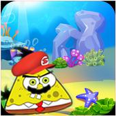 Frenzy! Angry Sponge of Bob - Runner icon