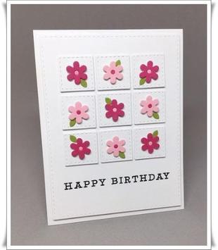 DIY Handmade Birthday Card screenshot 1