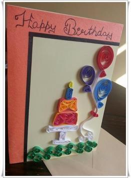 DIY Handmade Birthday Card screenshot 20