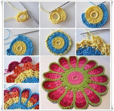 DIY Best Crochet Tutorial apk screenshot