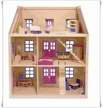Famous Doll House Design apk screenshot