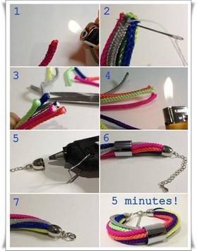 DIY Girl Accessories Tutorial apk screenshot