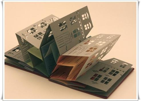 DIY Handmade Book Idea poster