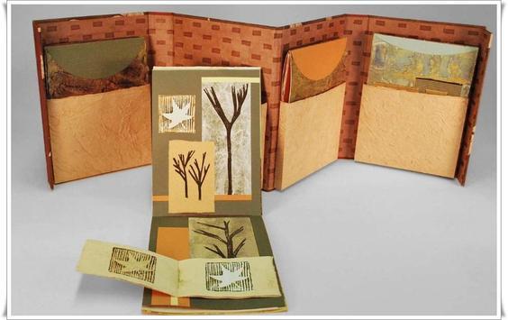 DIY Handmade Book Idea apk screenshot