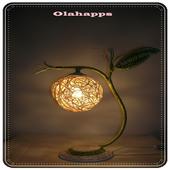 DIY Creative Lamp Idea Guide icon