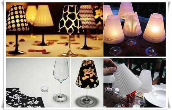DIY Creative Lamp Idea Guide apk screenshot