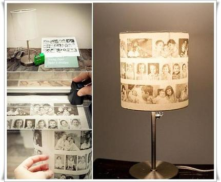 DIY Creative Lamp Idea Guide poster