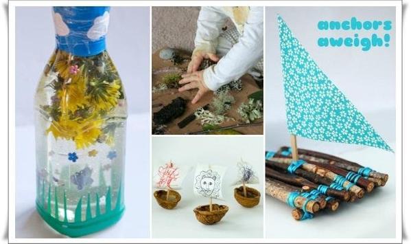 DIY Toys Handmade for Children poster