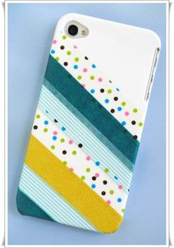 DIY Washi Tape Project Ideas poster