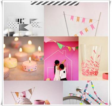 DIY Washi Tape Project Ideas screenshot 7
