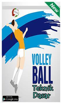 Materi Olahraga Bola Voli Terbaru poster