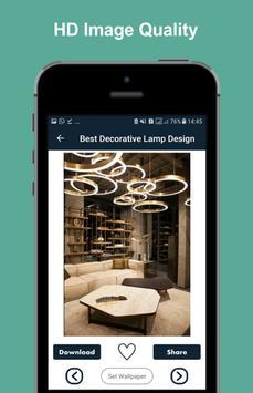 Best Decorative Lamp Design poster