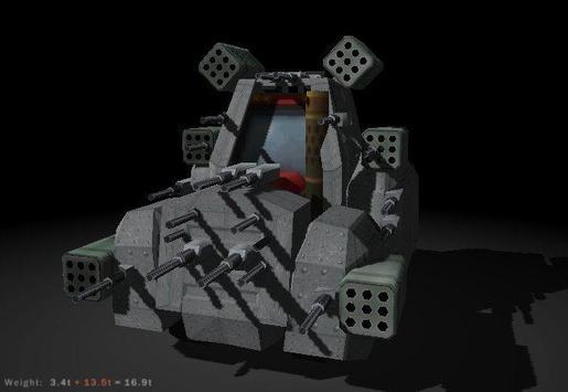 Tractor Combat Simulator Trial (Unreleased) poster