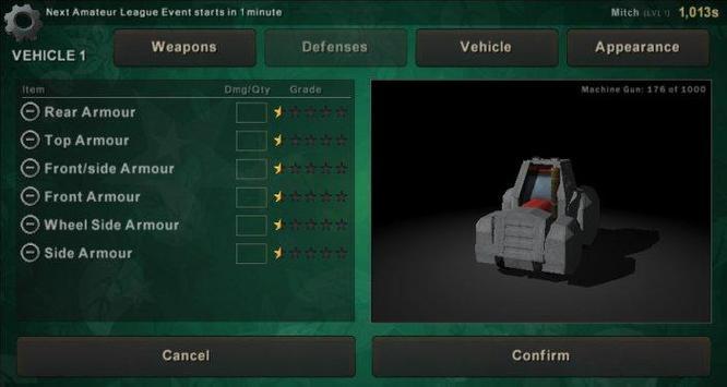 Tractor Combat Simulator Trial (Unreleased) apk screenshot