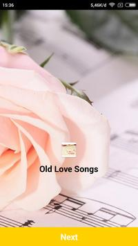 Old Love Songs poster