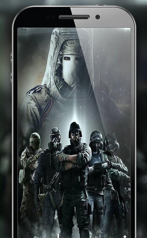 Rainbow Six Siege Wallpaper Hd For Android Apk Download
