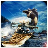 Monsters Hunter Wôrld Wallpaper HD icon