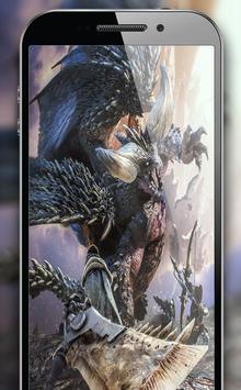 Monsters Hunter Wôrld Wallpaper HD screenshot 2