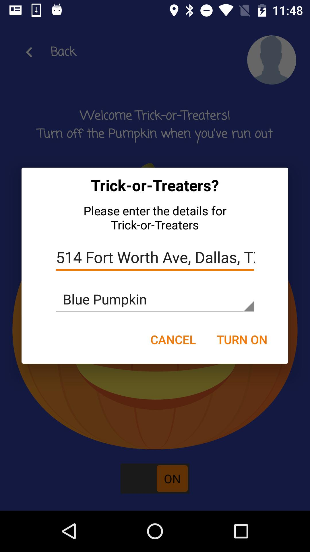 Trick or Treat Map for Android - APK Download