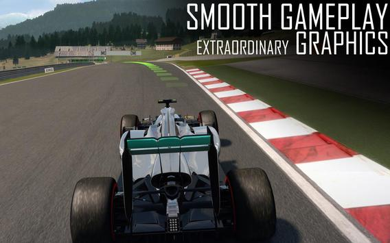 Furious Formula Racing 2018 poster