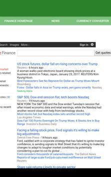 OK Finance News | Free apk screenshot