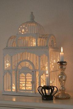 Old Bird Cage Decorating Ideas apk screenshot