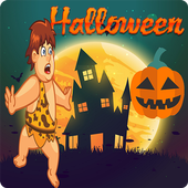 mowgli jungle halloween icon