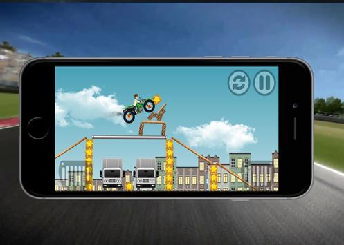 Super Ben Motosport 10 apk screenshot