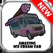 Ice Cream Car Thrill icon
