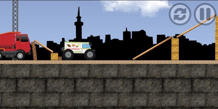 Ice Cream Car Thrill screenshot 2