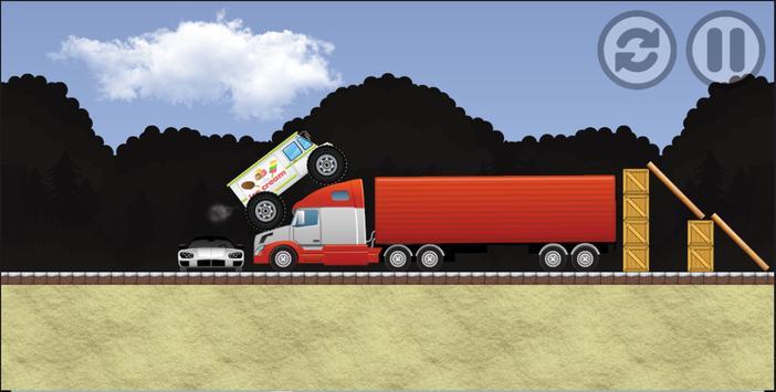 Ice Cream Car Thrill screenshot 3