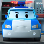 ♛ Adventure Free Game Rabo the Car POLICE ♛ icon
